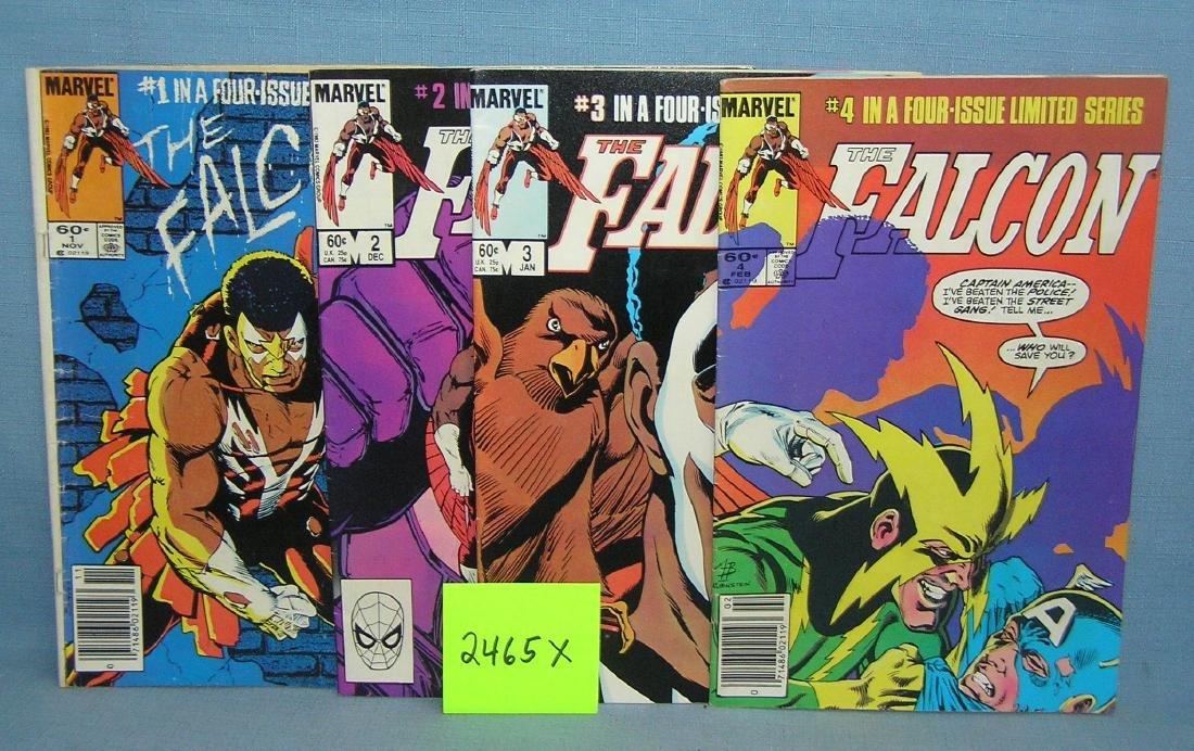 Marvel the Falcon comic books