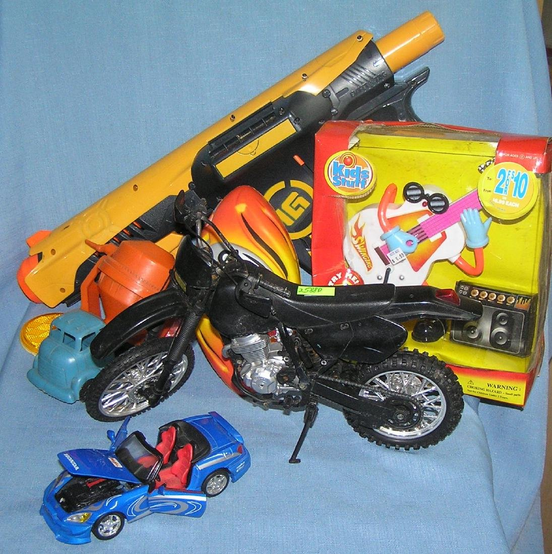 Group of vintage collectible toys