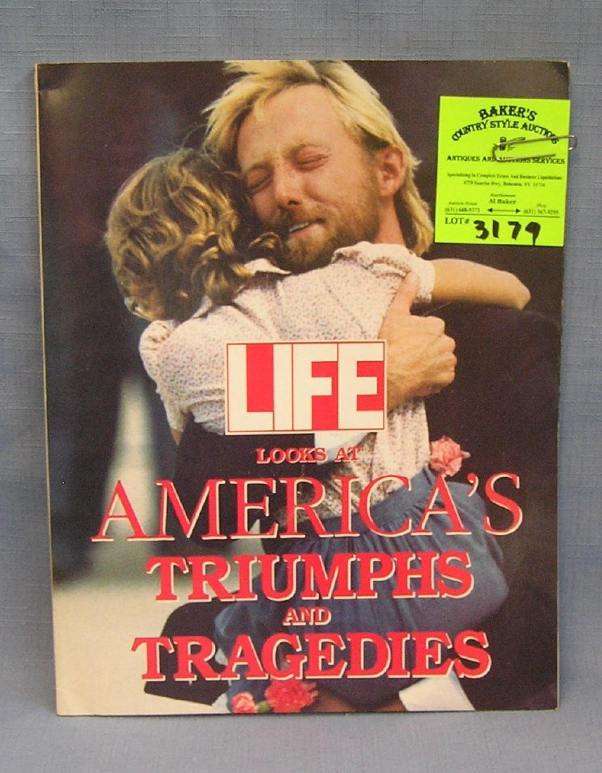 LIFE magazines America's triumphs and tragedies