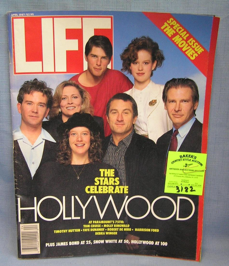 LIFE magazine The Stars Celebrate Hollywood