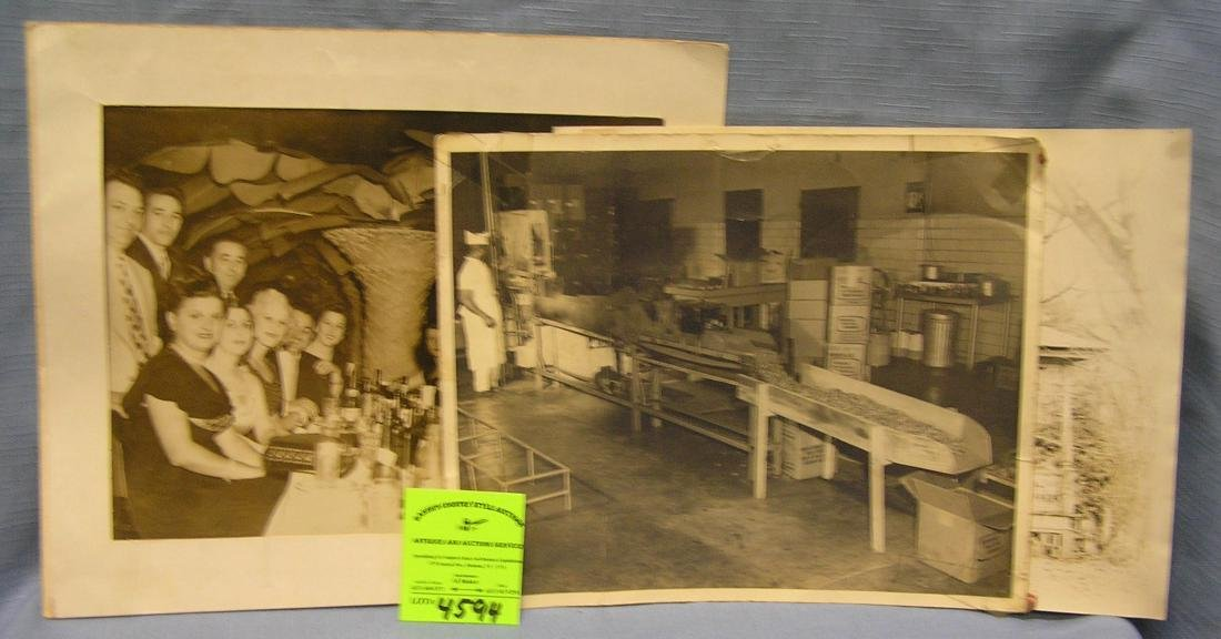 Pecan processing Co. early photos and more