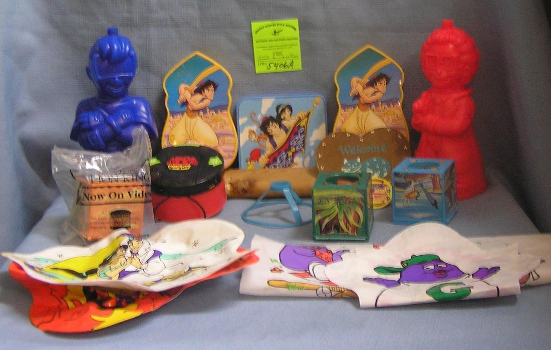 Large group of vintage toys and collectibles