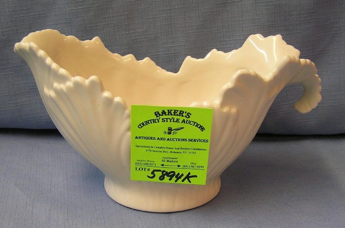 Vintage signed Lenox bowl