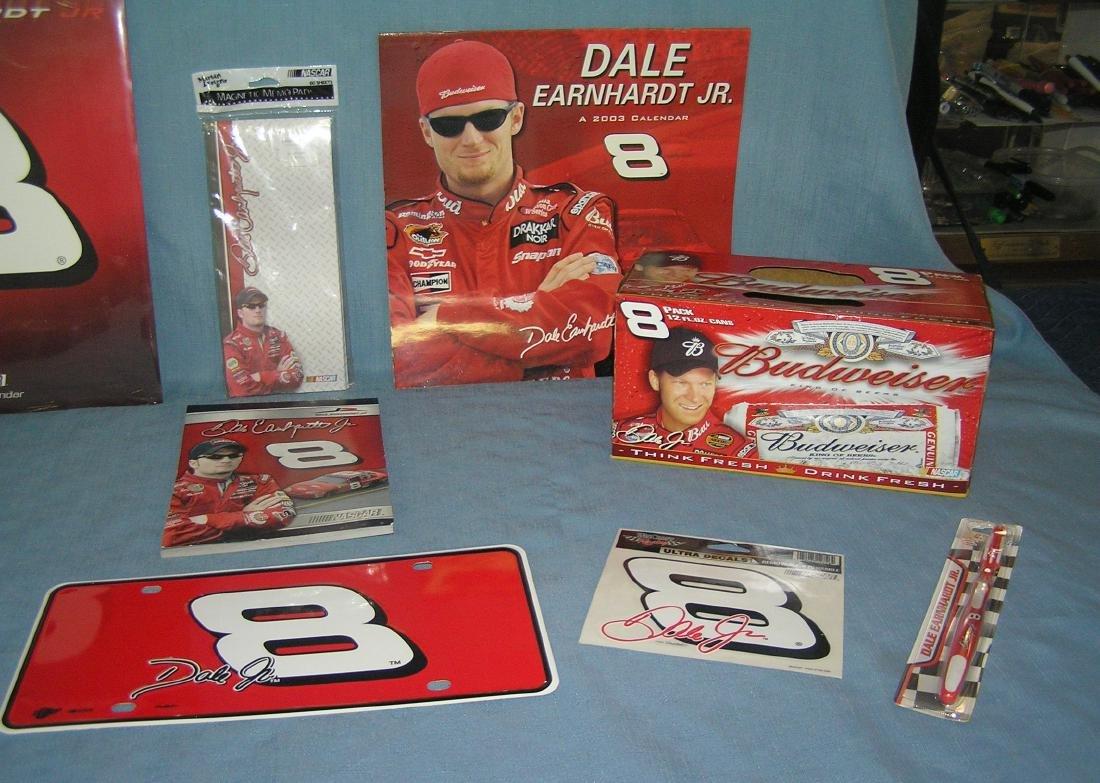 Dale Earnhardt Jr NASCAR racing collectibles - 3
