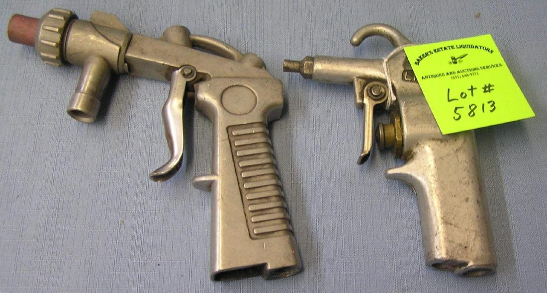Pair of quality air guns