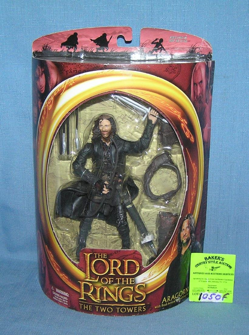 Lord of the Rings action figure