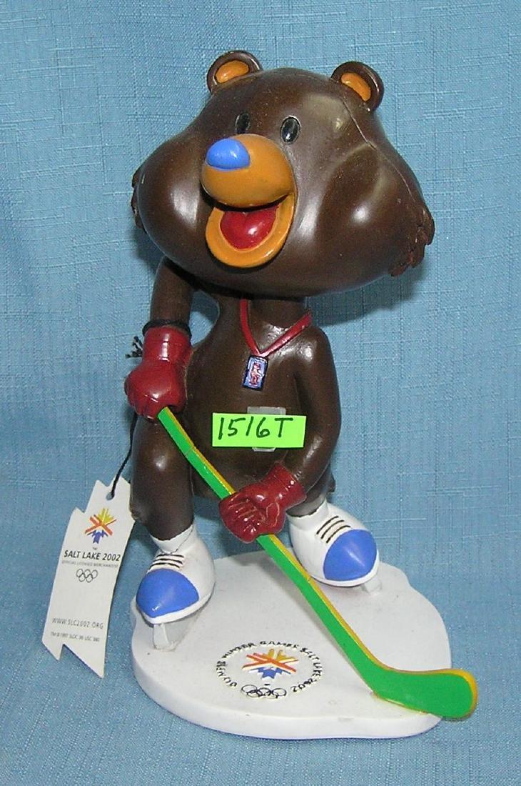 2002 Winter Olympic Games Hockey doll