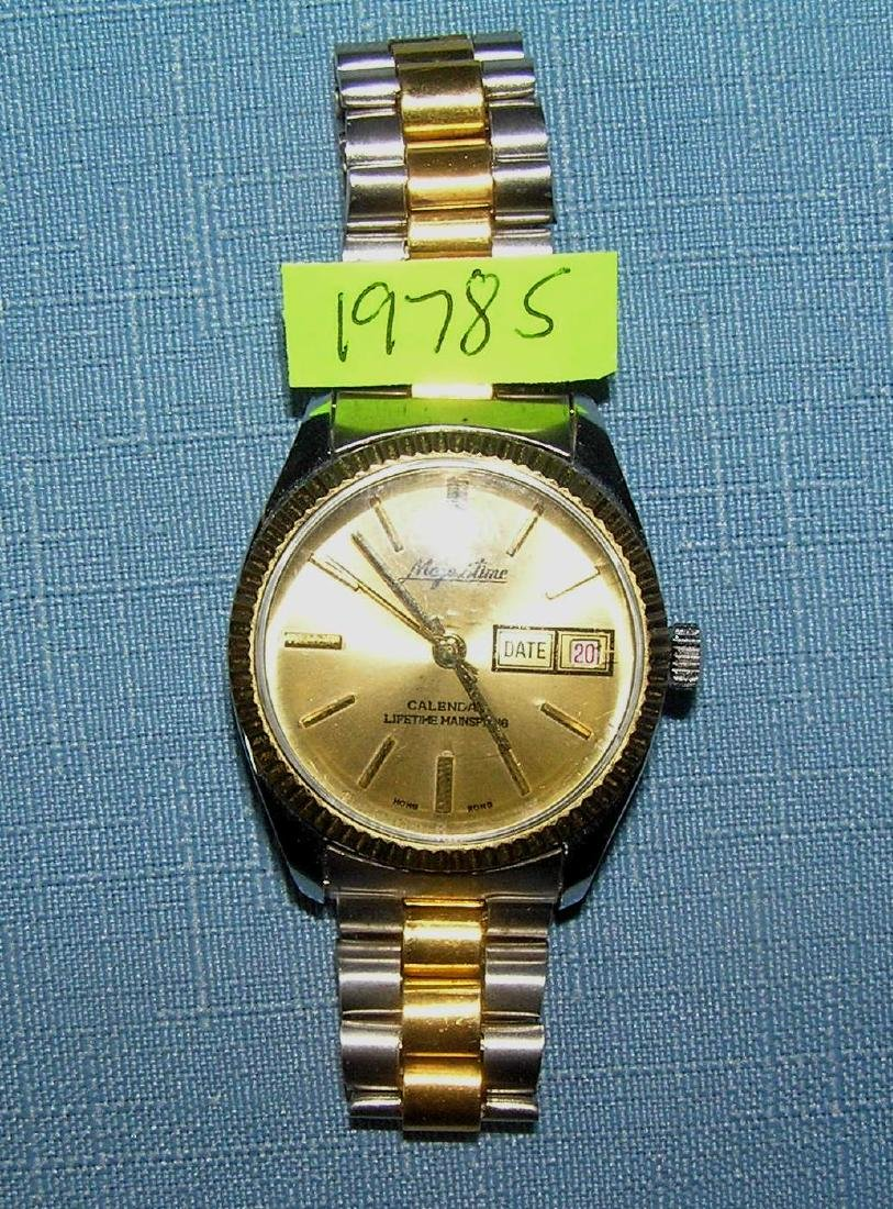Vintage Men's wrist watch by Majestime