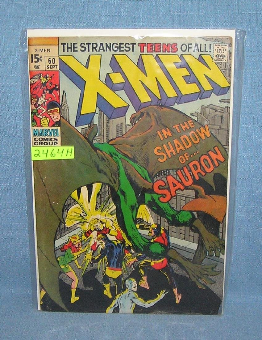"Xmen comic book ""In the Shadow of Sauron"""