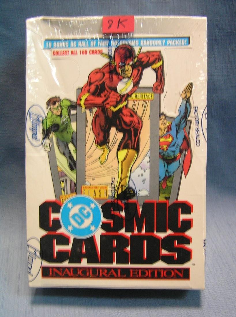 Cosmic Super hero cards