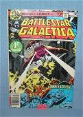 Battle Star Galactica comic book rare first edition