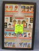 Group of 1970s Topps rookie Baseball cards