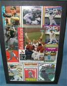 Mark McGwire all star baseball card collection