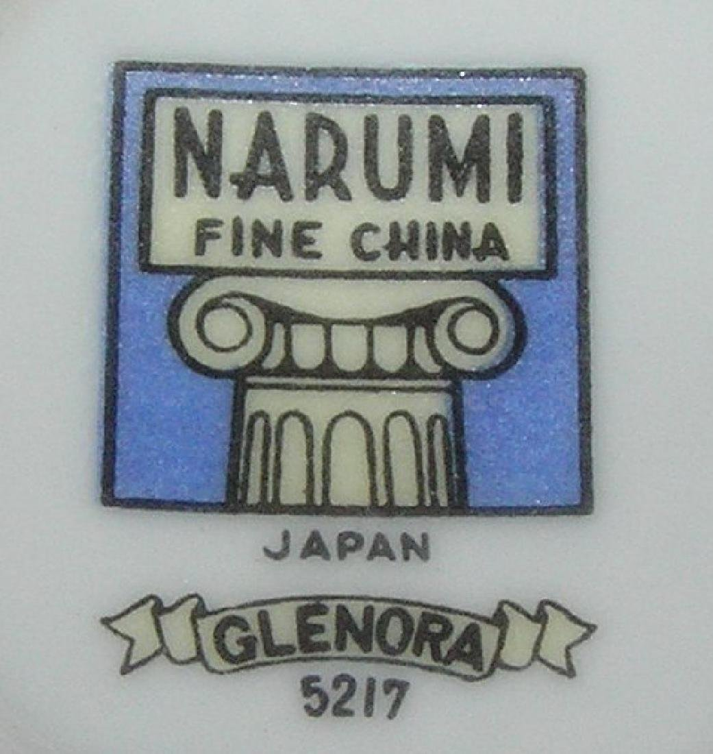 Narumi of Japan fine china dinnerware set - 9