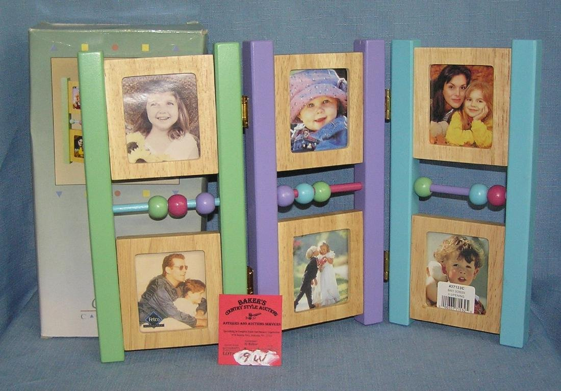 Pair of decorative picture frames - 2