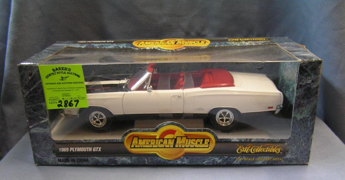 Plymouth GTX American muscle car
