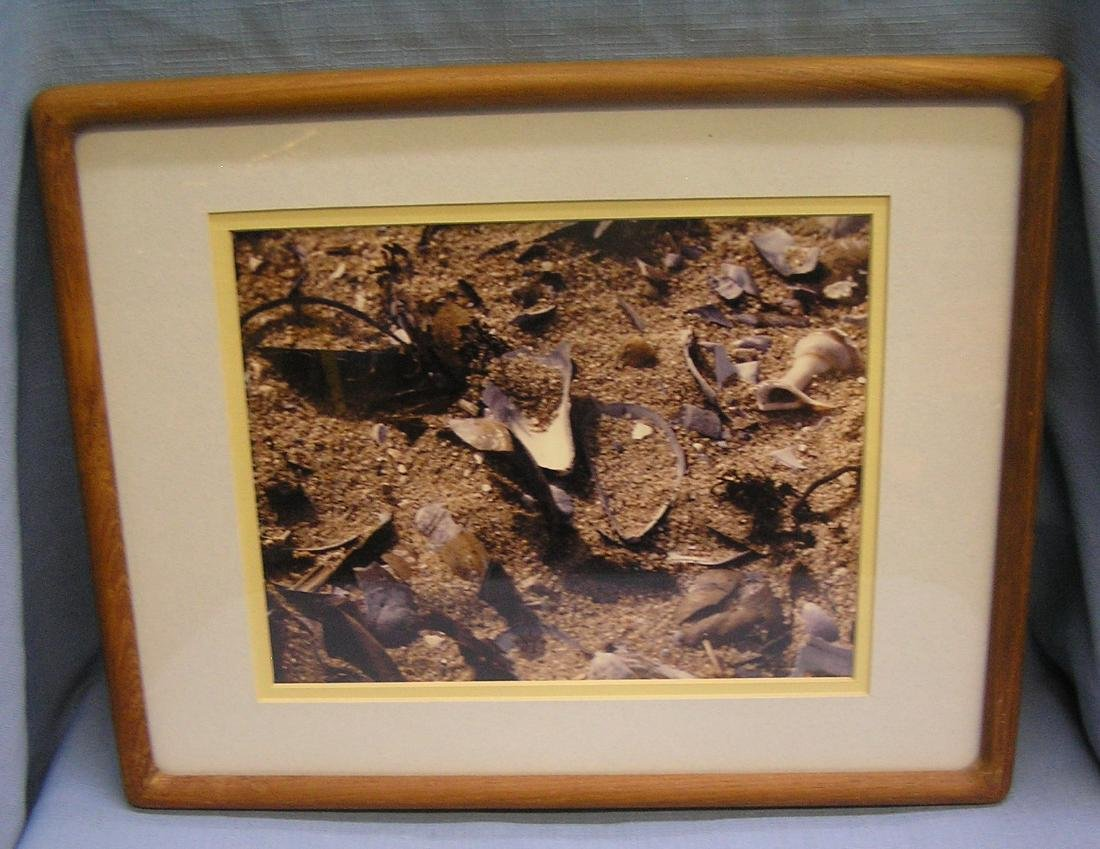 Group of four matted and framed prints - 3
