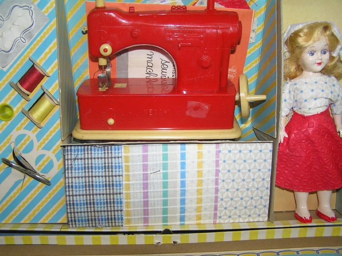 Little Miss Seamstress sewing kit - 2