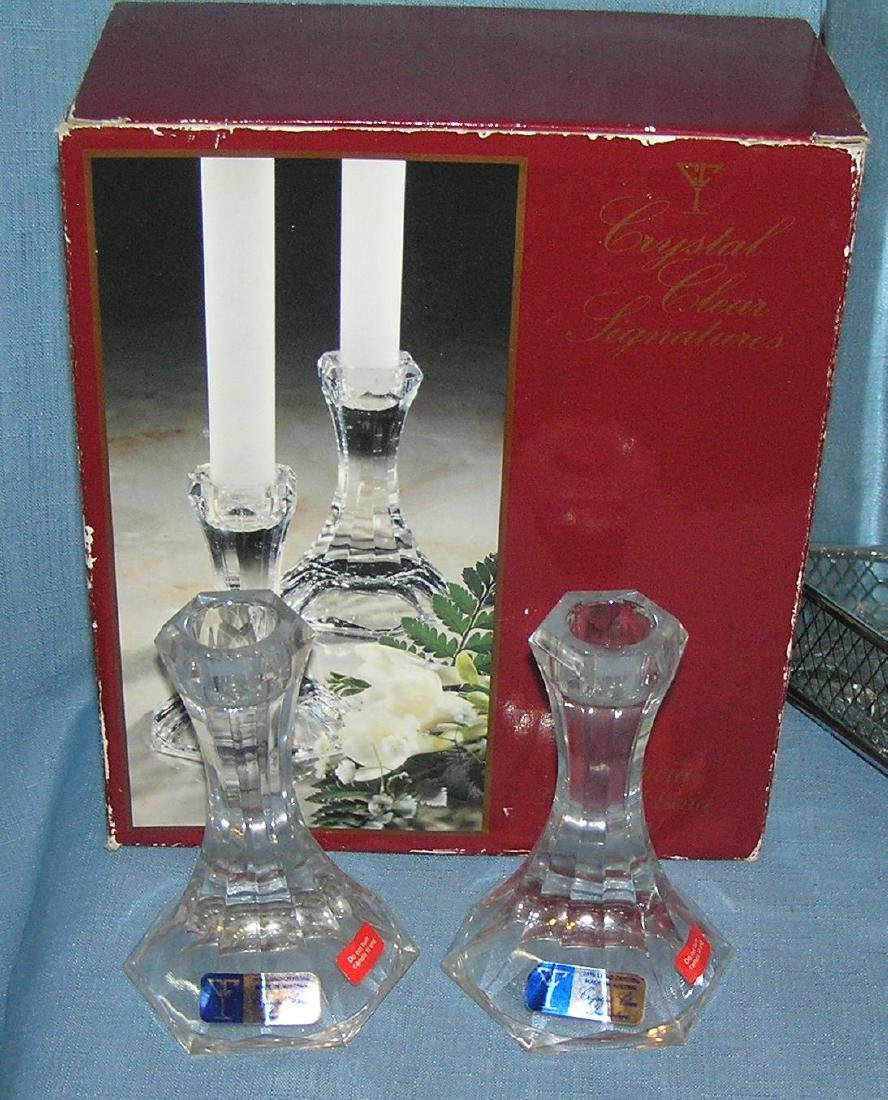 Group of collectible glassware - 3