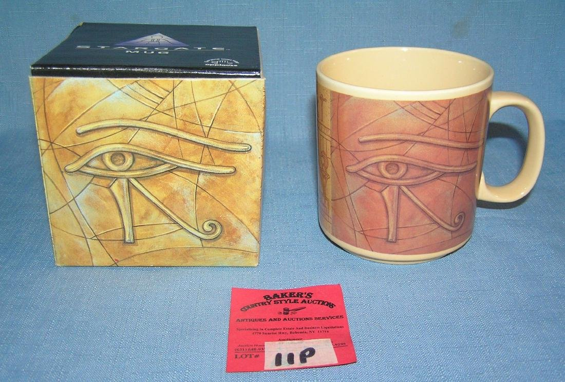 Star Gate collectible mug