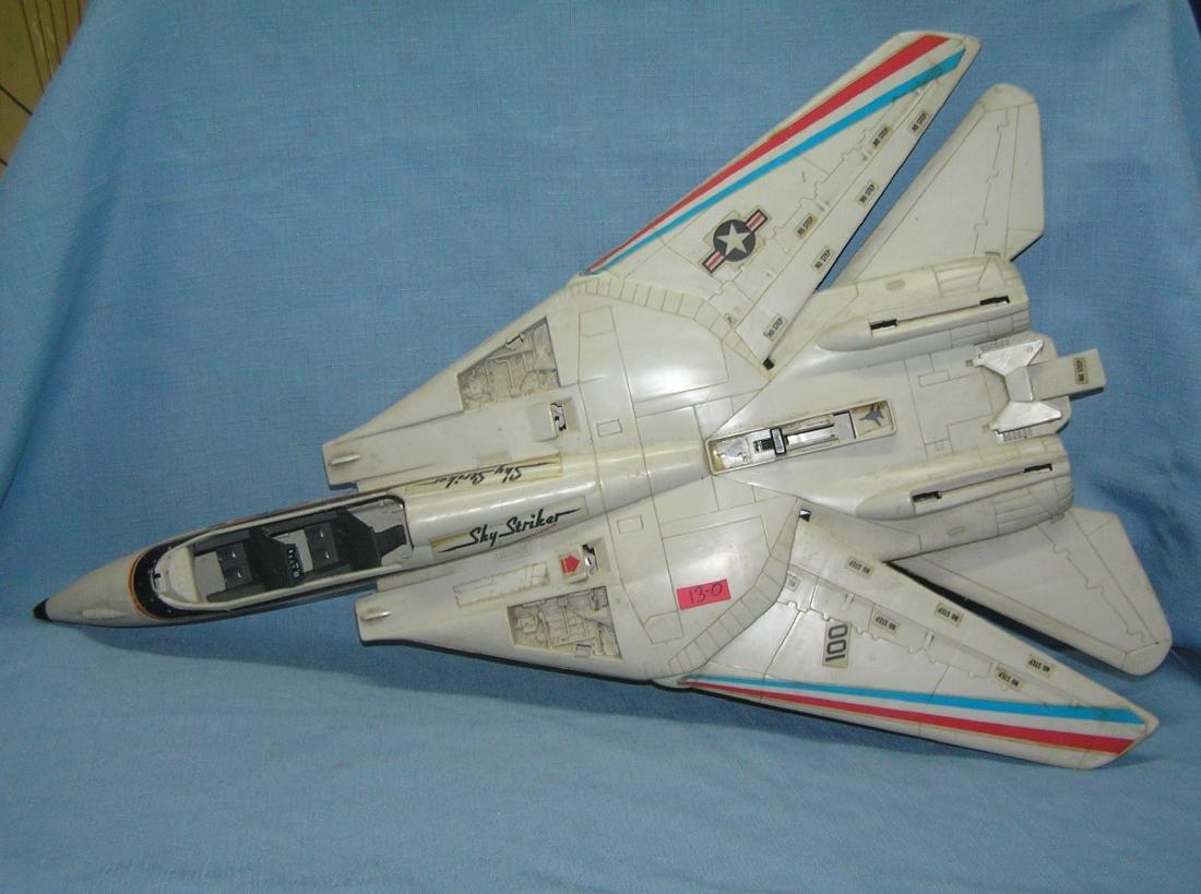 US Air force sky striker jet airplane model