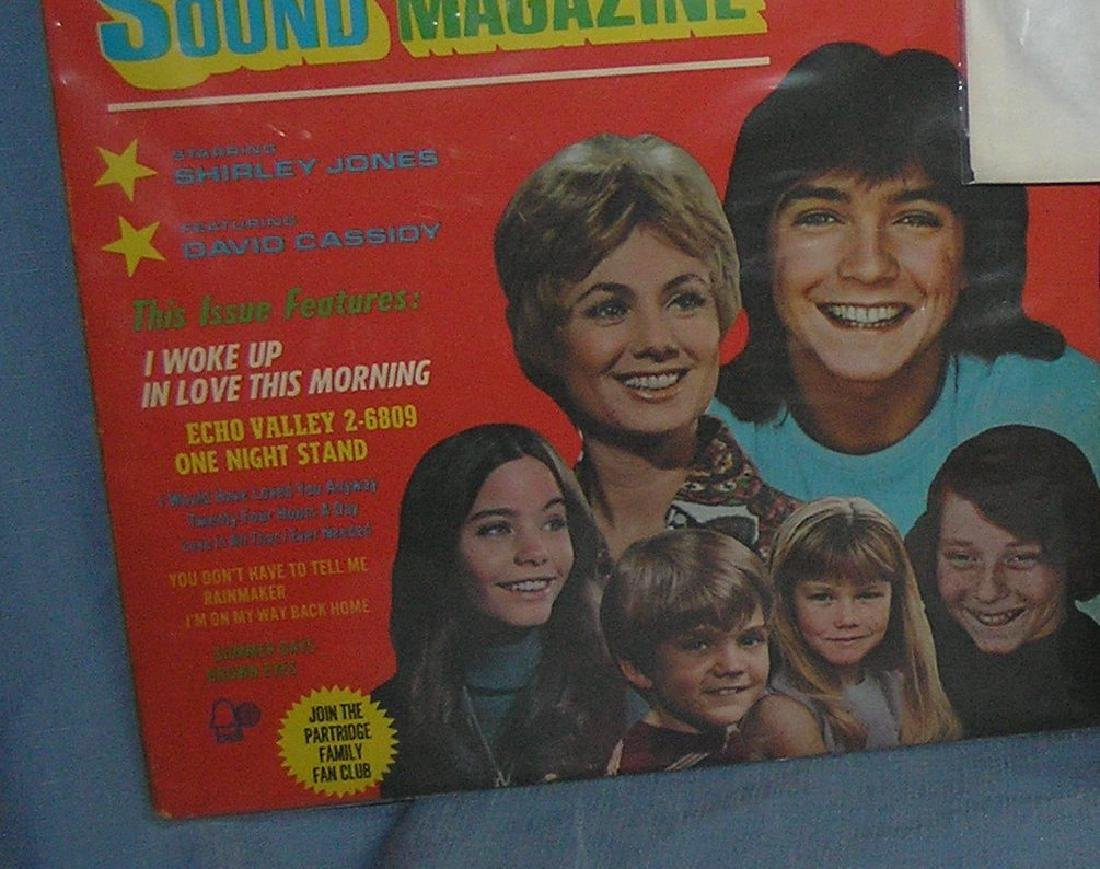 Group of Partridge Family collectibles - 2