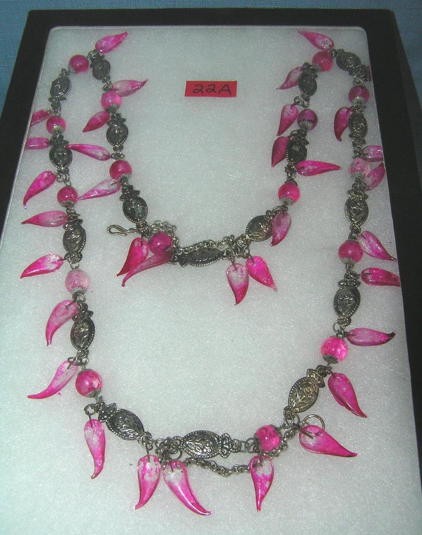 Quality costume jewelry necklace