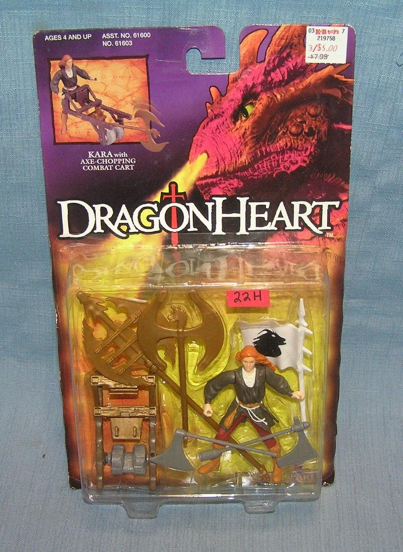 Dragon Hearts Cara action figure