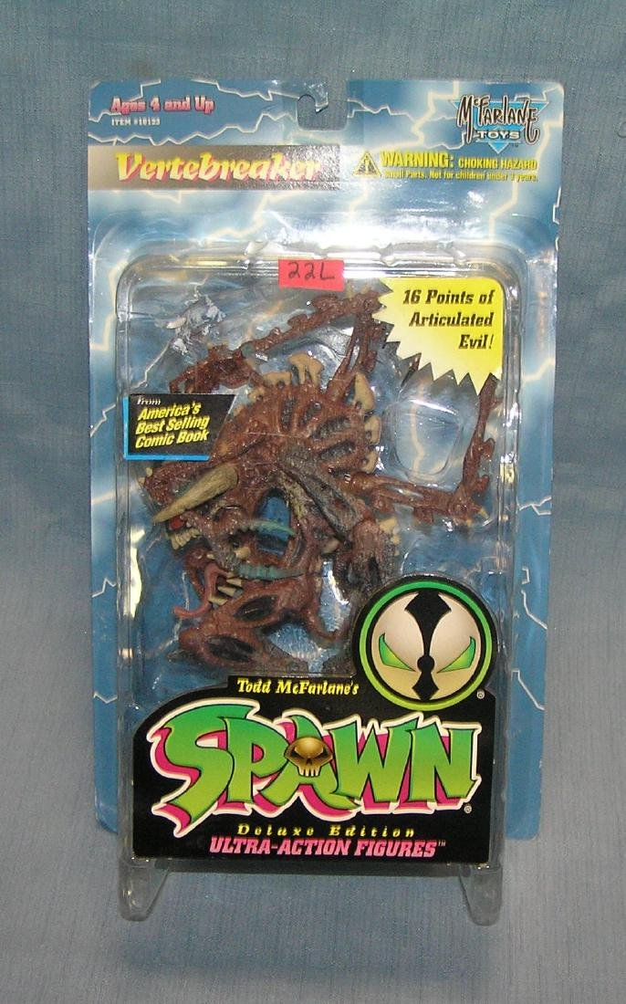 Spawn's Vertebreaker action figure