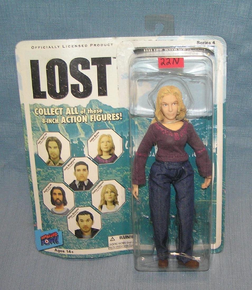 LOST Juliete Burk action figure
