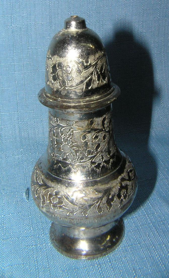 Group of quality silver plated serving pieces - 3
