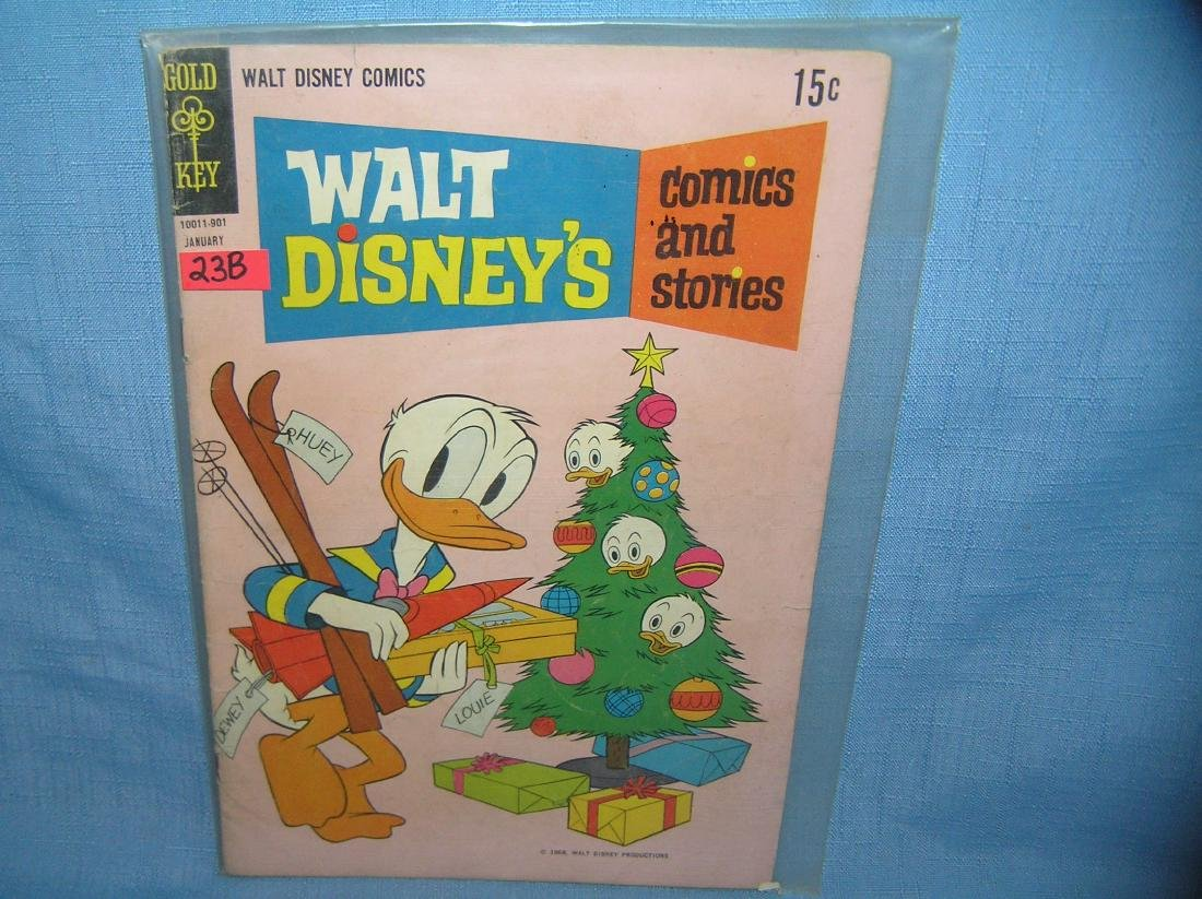 Early Disney Donald Duck comic book