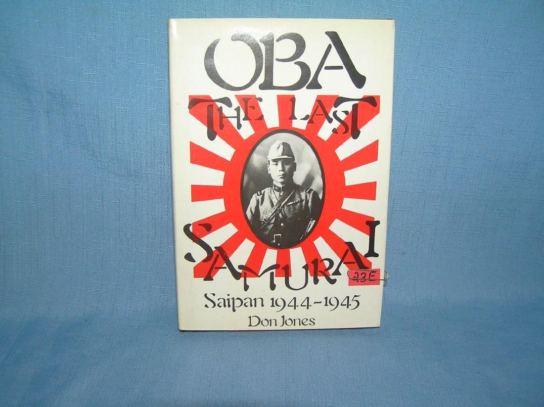OBA The Last Samurai Saipan 1944-1945