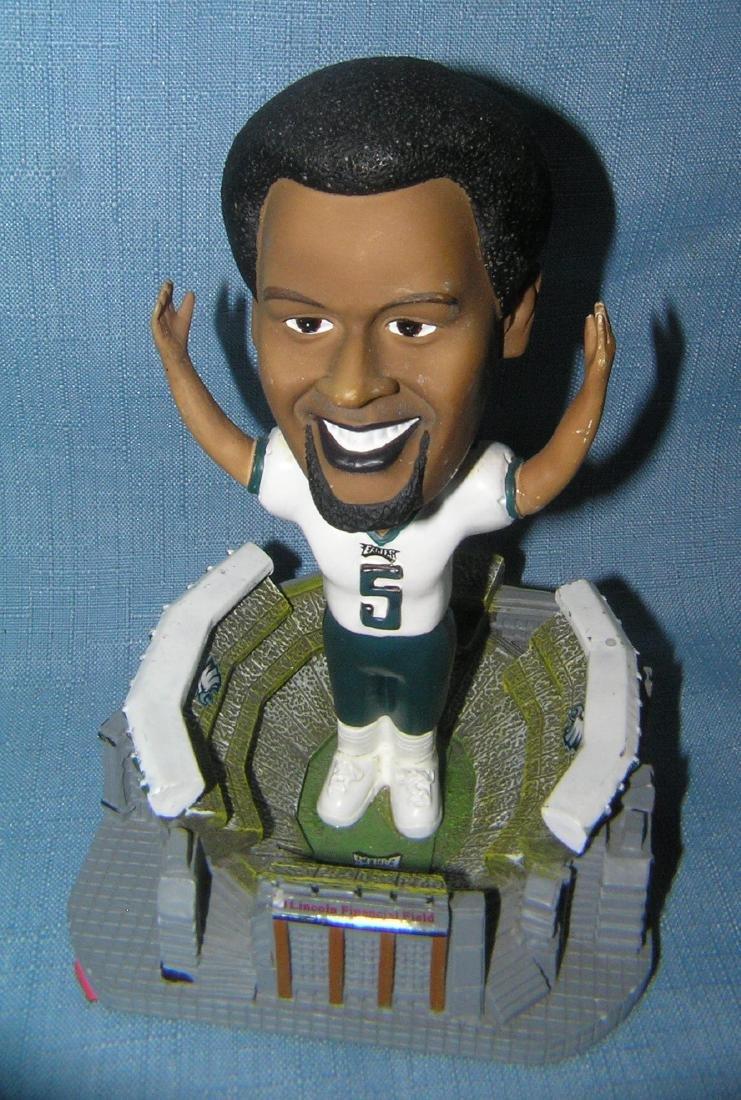 Philadelphia Eagles Donavan McNabb bobble head figure
