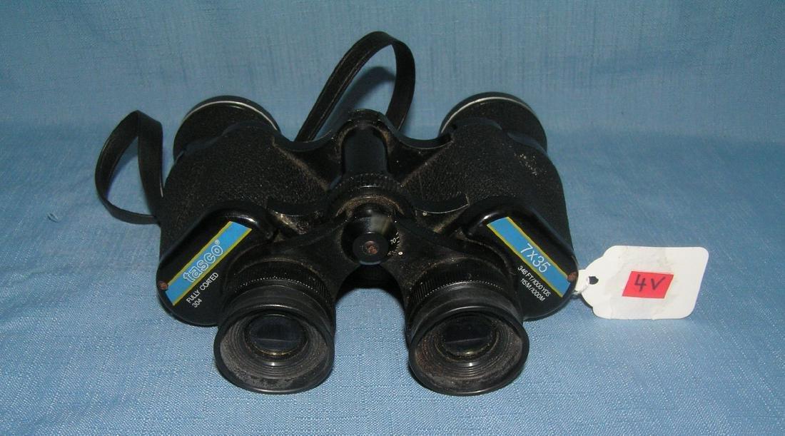 Professional quality binoculars byTasco 7x35