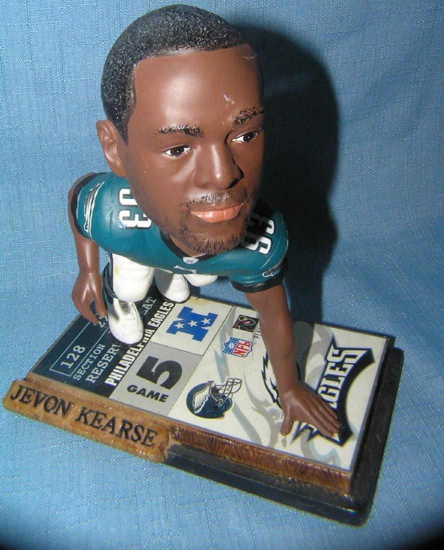 Philadelphia Eagles Jevon Kearse bobble head figure