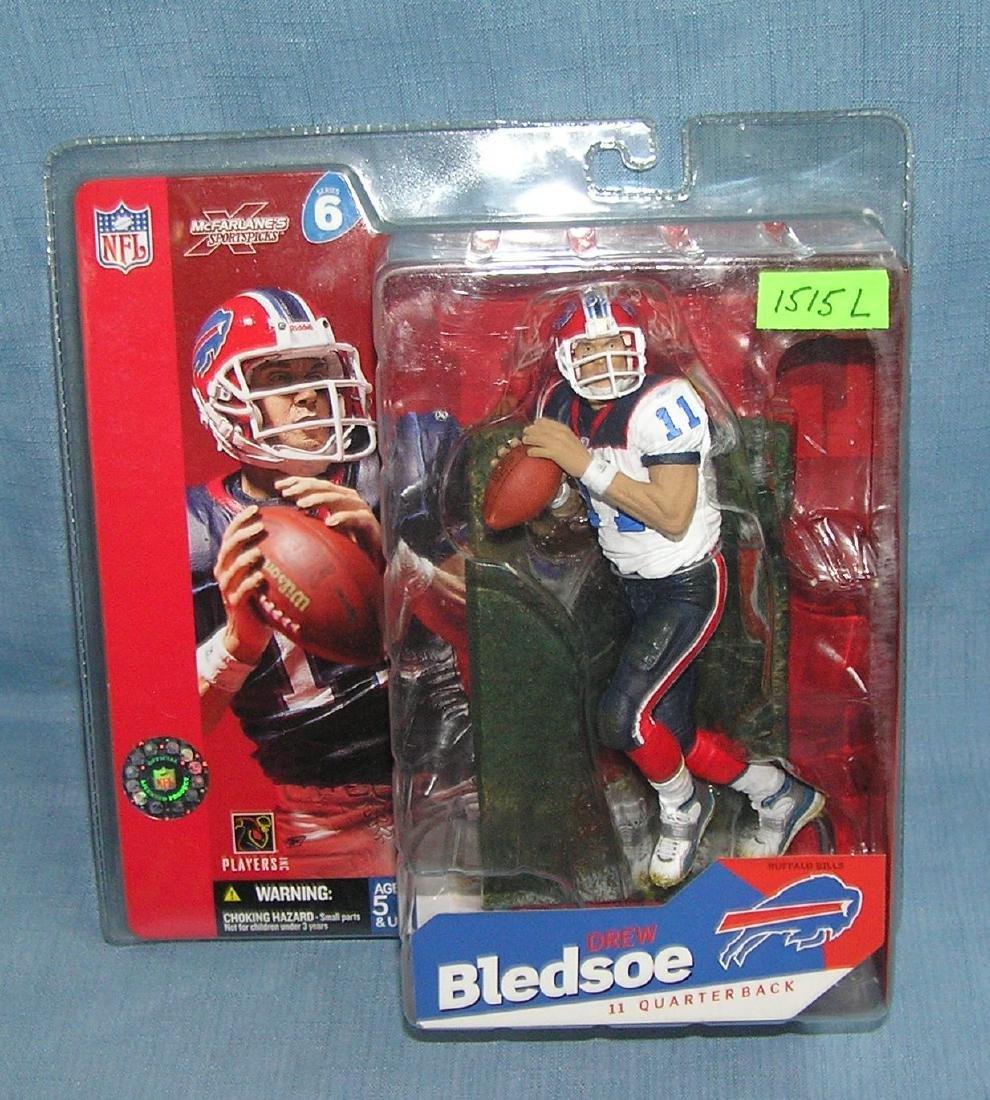 Drew Bledsoe football sports figure