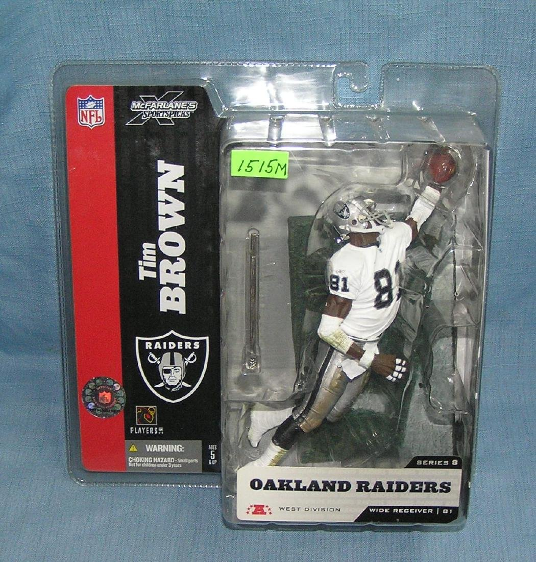 Tim Brown football sports figure