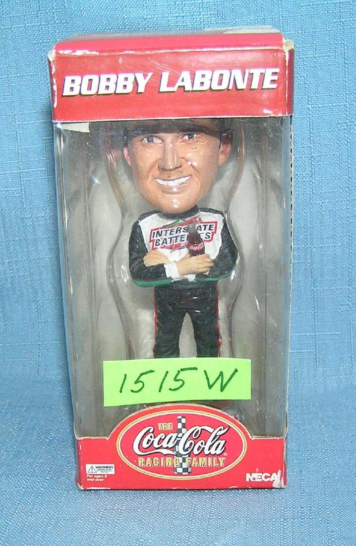 Bobby Labonte mini bobble head doll