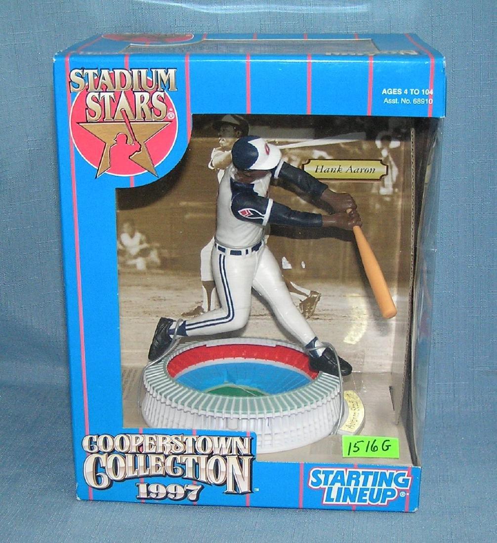Hank Aaron baseball sports figure