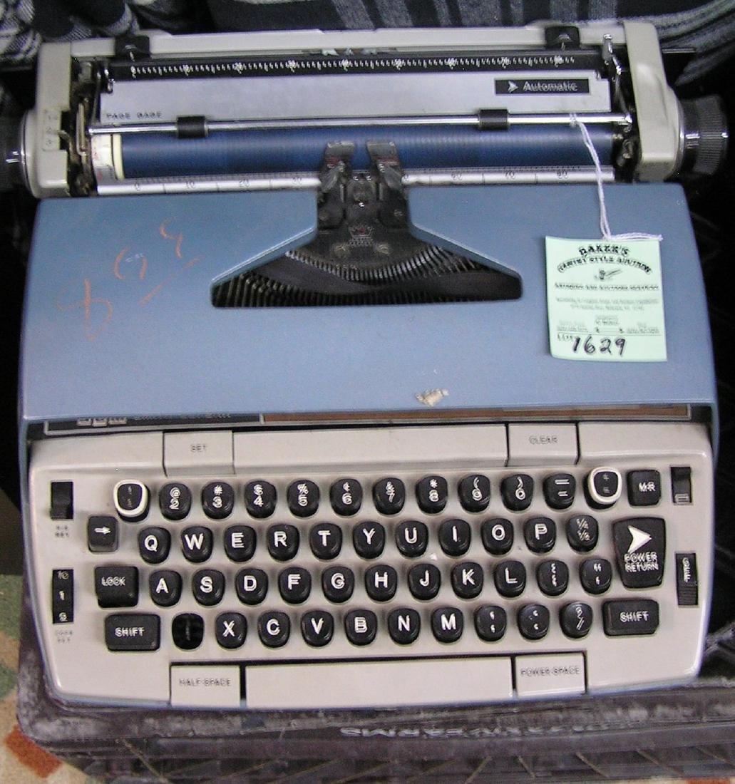 Vintage Smith Corona Electra  typewriter
