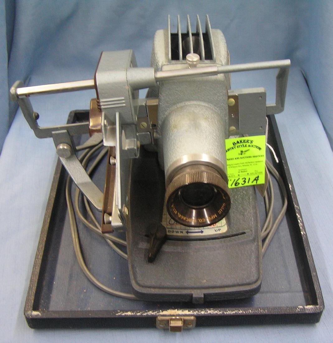 Vintage Golde chromatic 300 slide projector