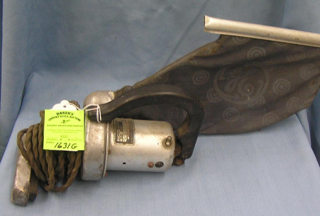 Antique GE potable vacuum cleaner