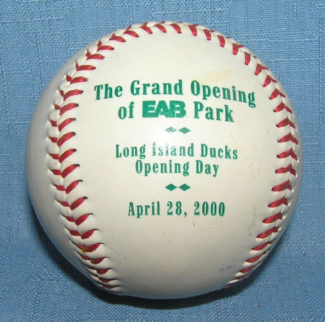 Long Island Ducks baseball team baseball - 2