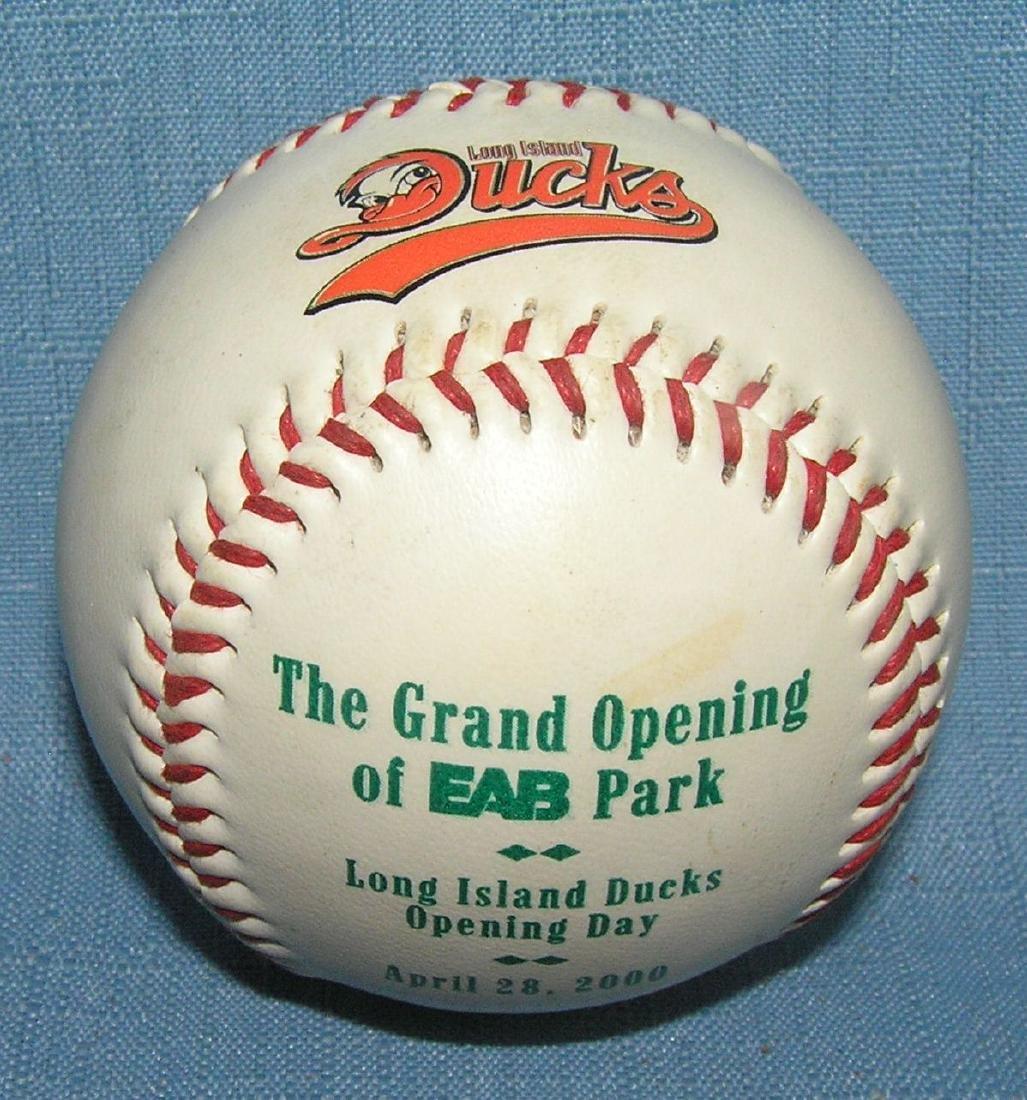 Long Island Ducks baseball team baseball - 4