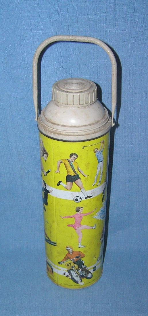 Vintage ABC Wide World of Sports thermos - 2