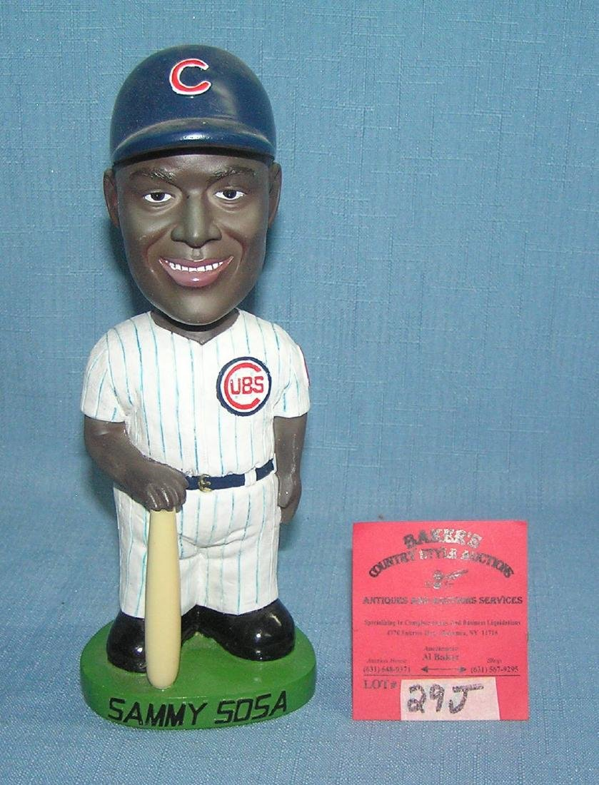 Chicago Cubs Sammy Sosa bobble head doll