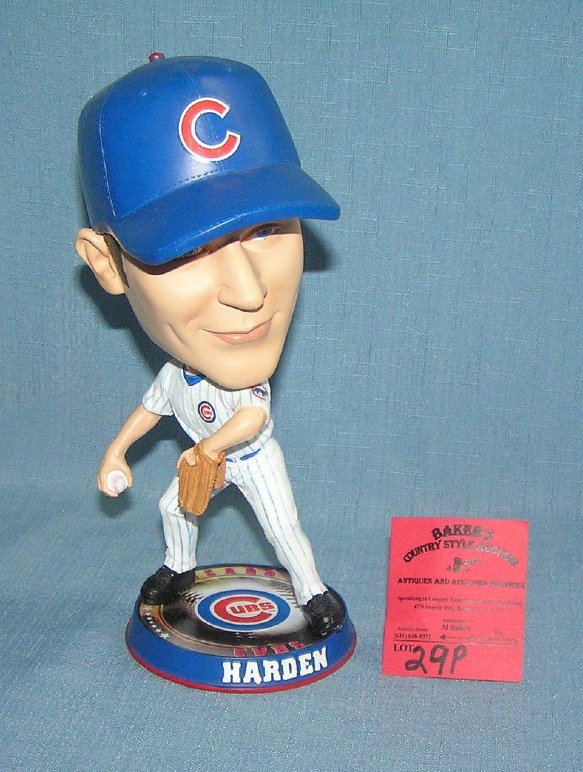 Chicago Cubs Rich Harden bobble head doll