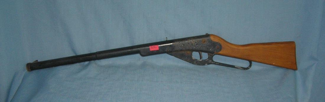 Vintage Daisy lever action BB gun
