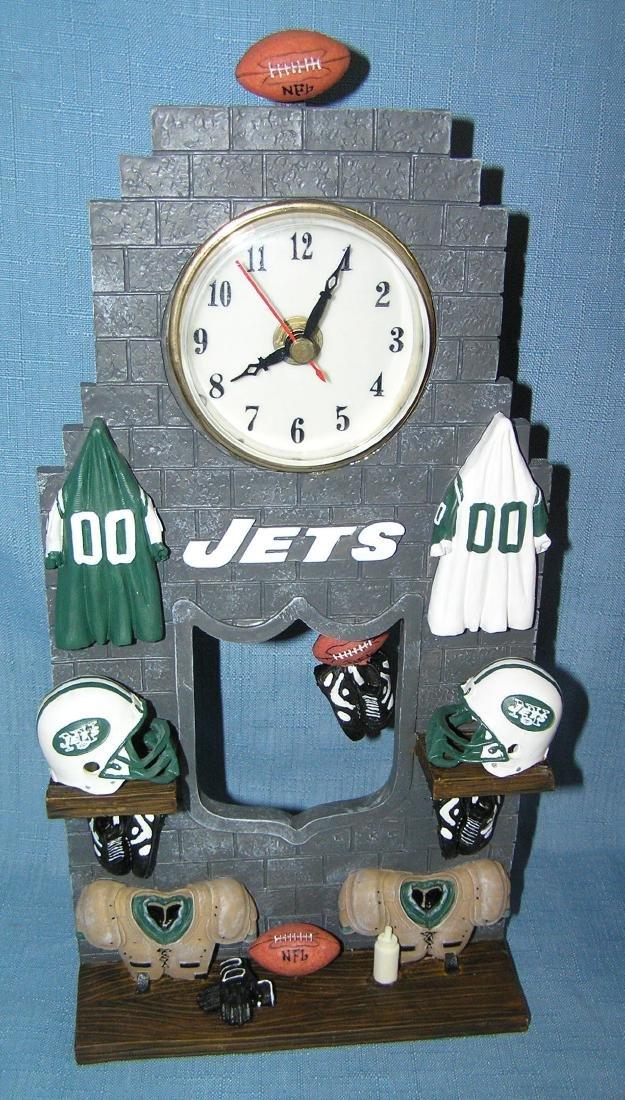 NFL football pendulum clock - 2